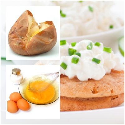 Cream Cheese Potato souffle Cream Cheese Potato Soufflé Recipe